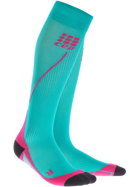 cep Pro+ 2.0 - Chaussettes course à pied Femme - turquoise